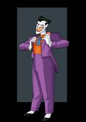 the joker by nightwing1975