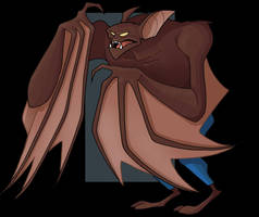 man-bat by nightwing1975