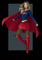 supergirl by nightwing1975