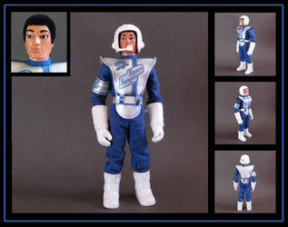 Action Man Space Ranger International (Asian) by nightwing1975