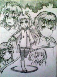 Sora no Method by lolihookers