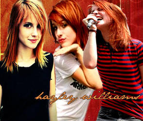 Hayley Williams by subconciousillusion