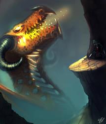 dragon slayer by labaiute