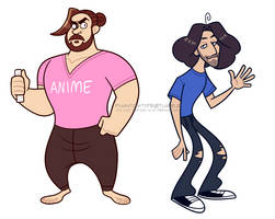 game grumps by TheUltimateEnemy