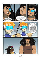 Mirrors - Pg. 33 by TheUltimateEnemy