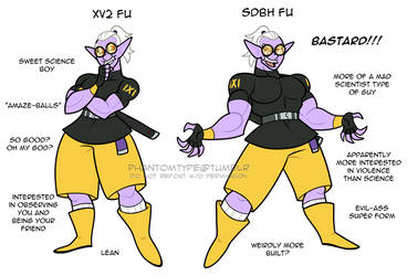 fu comparison by TheUltimateEnemy