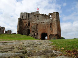 Brougham Castle. by omick