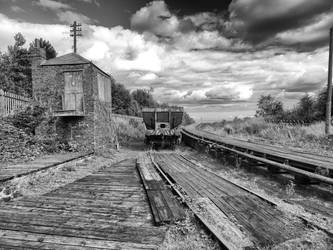 Bowes Railway by omick