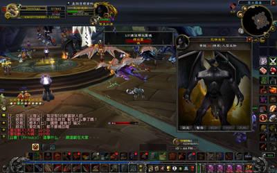 warcraft killed by elite by KevynSpeed