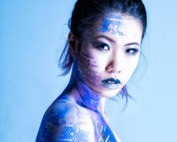 Cyberbeauty by byondhelp