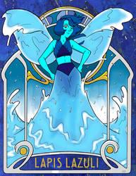 Lapis Lazuli by jessehbechtold