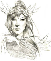 Diablo III Wizard by tachypnoe