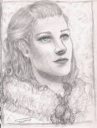 [Game of Thrones] Ygritte by tachypnoe