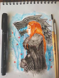 The winter has come by tachypnoe