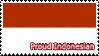 Proud Indonesian Stamp by SR-Soumeki