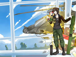 CR - STAGE 1 - RETREAT HELL by SR-Soumeki