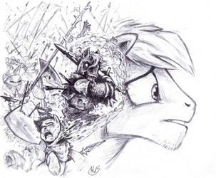 Swordpony - Have You Seen War? by Wisdom-Thumbs