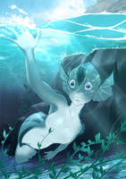 Mermaid by SilvesterVitale