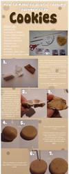 Polymer Clay Cookie Tutorial by MariaKoch
