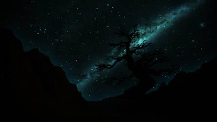 The Sky At Night by kado897