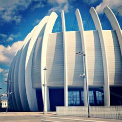 Arena Zagreb by hnji