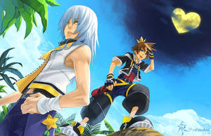 Kingdom Hearts II - Never Far by Rafale