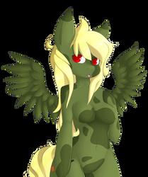 camo pony by Bananamau5