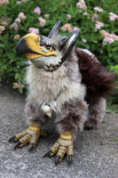 Tremain Art Doll by Creature-Cave