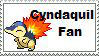 Cyndaquil Fan stamp by odihemay6