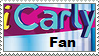 Icarly Fan stamp by odihemay6