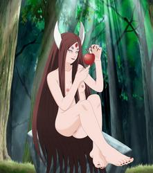 Forbidden Fruit |Ootsutsuki kaguya| by DarkAlx