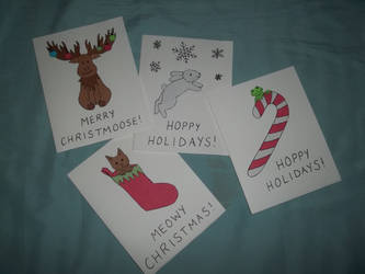 Holiday Cards by rboy42
