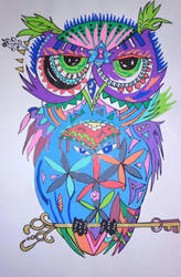 Secret Owl by Cat-Anna