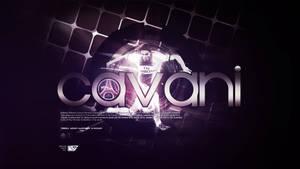 Cavani - PSG by destroyer53