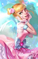 She cute by i-am-MOKEY