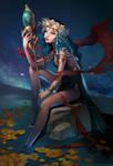 Princess Neptune by i-am-MOKEY