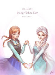 Happywhiteday by wongkaoru