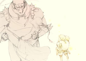 .:FMA:.Brothers by hiki247