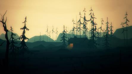The Cabin in the Woods z by prusakov