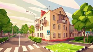 Street by prusakov