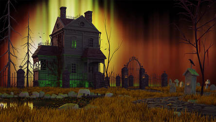 Haunted House by prusakov