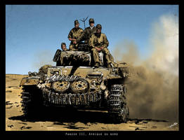 Panzer III by Fisher22