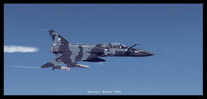 Mirage 2000 by Fisher22