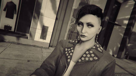 GTA Online - My asian character 6 by smileybeat