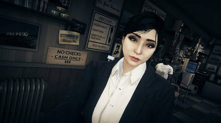 GTA Online - My asian character 10 by smileybeat