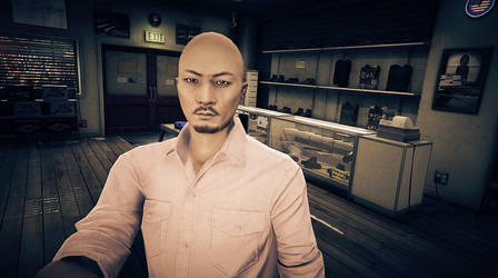 GTA Online - My asian character 19 by smileybeat