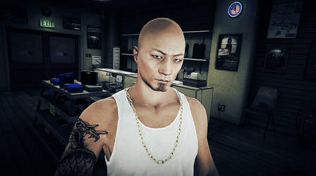 GTA Online - My asian character 26 by smileybeat