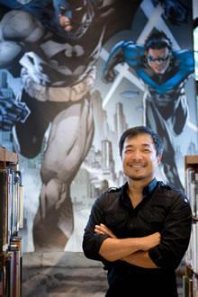 Batman Banner by jimlee00