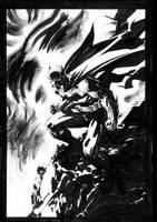 Batman Inferno WIP by jimlee00