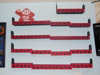 Donkey Kong Shelves 1 by devastator006